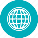 global, globe, pin, world