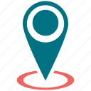 map, marker, navigation, place icon