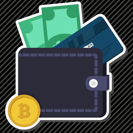 atm, bitcoin, card, coin, money, wallet icon