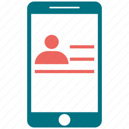mobile, phone, smartphone, telephone icon