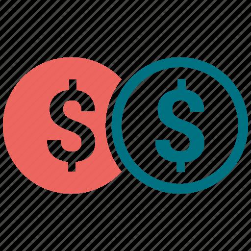 dollar, money, pay, sign icon