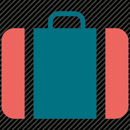 bag, tourist, travel icon