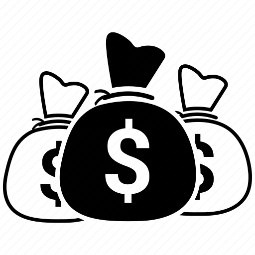 bag, cash, finance, loot, money, pay, payment icon