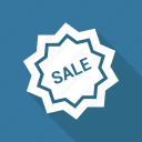 discount, offers, ribbon, sale icon
