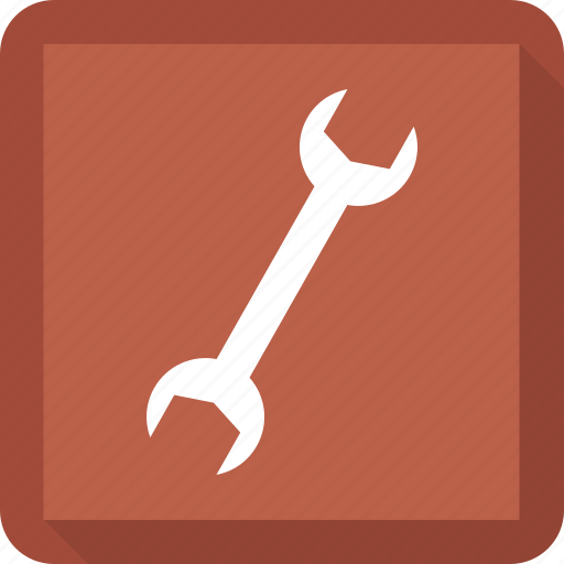 Spanner, repair, tool, wrench icon