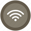 connection, signal, strength, wifi icon