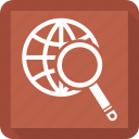 earth, glob, globe, search, seo, web, world icon