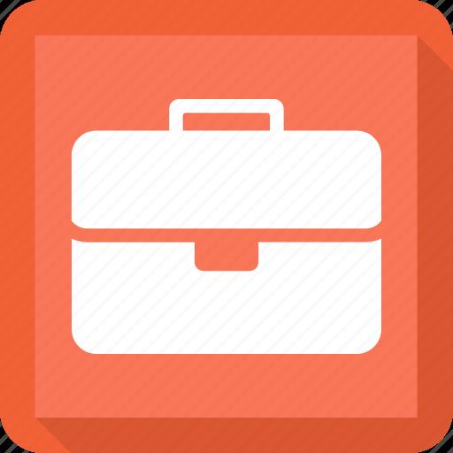 Case, bag, office bag, office, portfolio icon