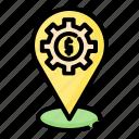 market, shop, target