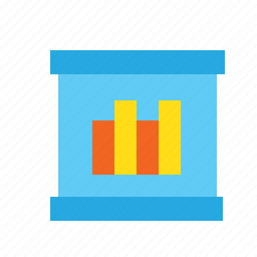 analytics, bar, business, chart, diagram, statistics icon