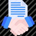 handshake, deal, contract, business, agreement