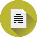 blank, business, document, documents icon