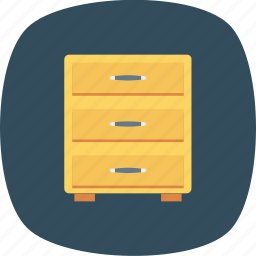 archive, brief, documents, lockers, office, office icon icon