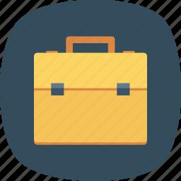 bag, job, portfolio, suitcase, travel icon icon