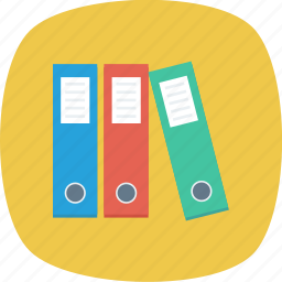 documents, file folders, folders, office icon icon