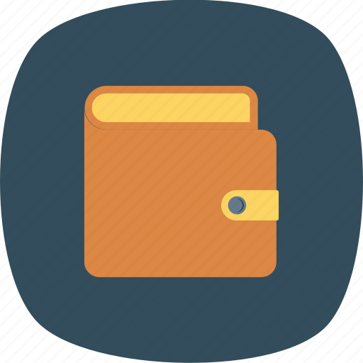 Billfold, cash, money, payment, pouch, purchase, wallet icon icon - Download on Iconfinder