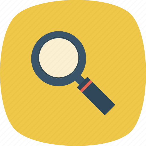 Find, glass, magnifying, search icon icon - Download on Iconfinder
