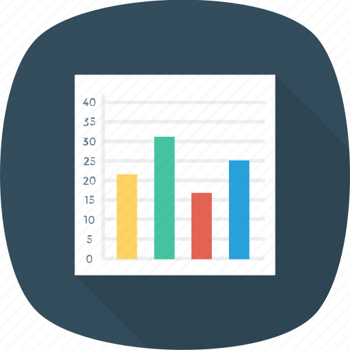 analytics, blackboard, conference, powerpoint, presentation, statistics, training icon icon