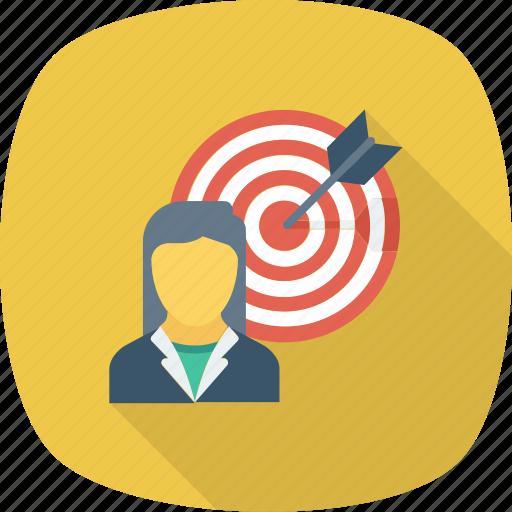 customer target, marketing, seo, target user, user target icon icon