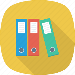 documents, file folders, folders, office icon icon