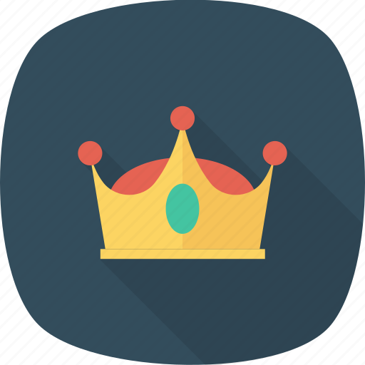 crown, king, queen icon icon