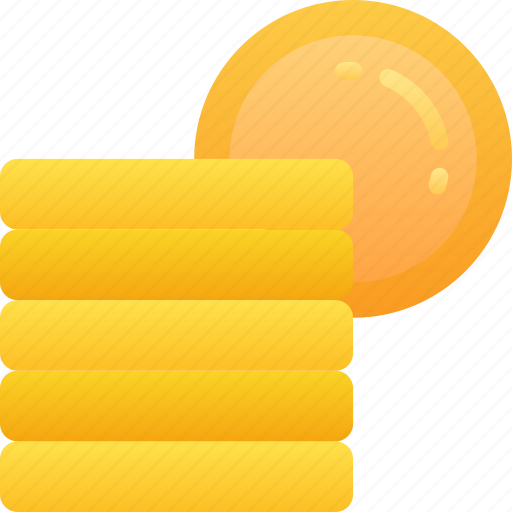 Banking, business, coin, coins, money, stack icon - Download on Iconfinder