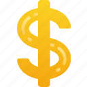 business, currency, dollar, finances, money, sign
