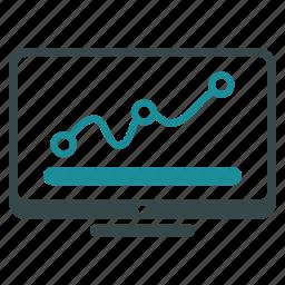 analytics, chart legend, charts, diagram, graph, report, statistics icon