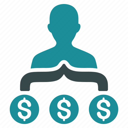 banker, banking, cash flow, income, payment aggregator, payments, transactions icon