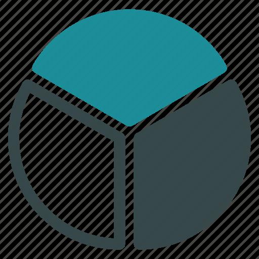 analytics, graph, market, pie chart, report, sales, statistics icon