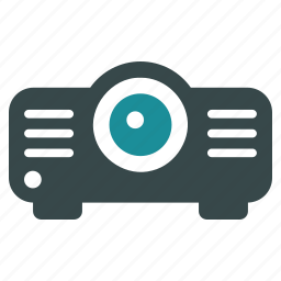 camera, cinema, display, film, movie, projector, video icon