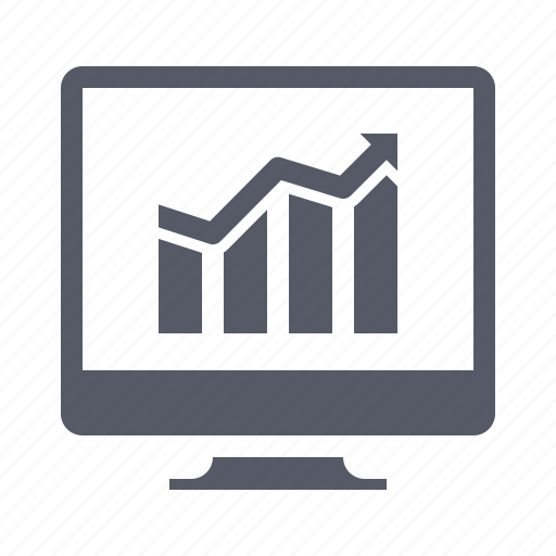 Graph, growth, report, web analytics icon - Download on Iconfinder