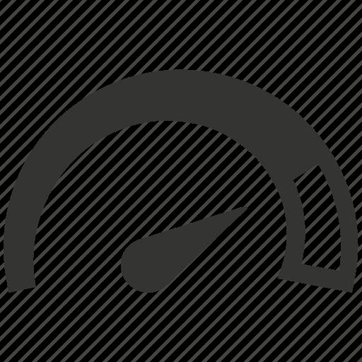 Bandwidth, internet, measure, performance, speed, speedometer icon - Download on Iconfinder