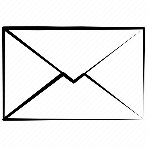 e-mail, email, envelope, letter, mail, message, newsletter icon icon