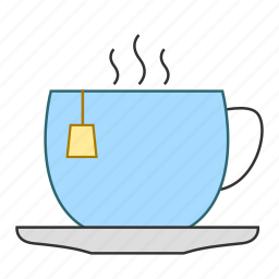 break, coffee, drink, hot drink, mug, tea icon