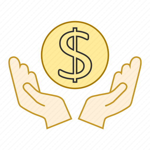 business, currency, finance, investment, money, refund icon