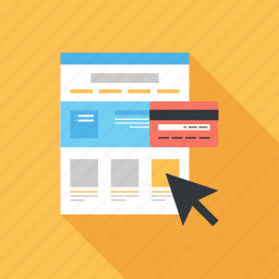 commerce, digital, ecommerce, electronic, shopping, web, webshop icon