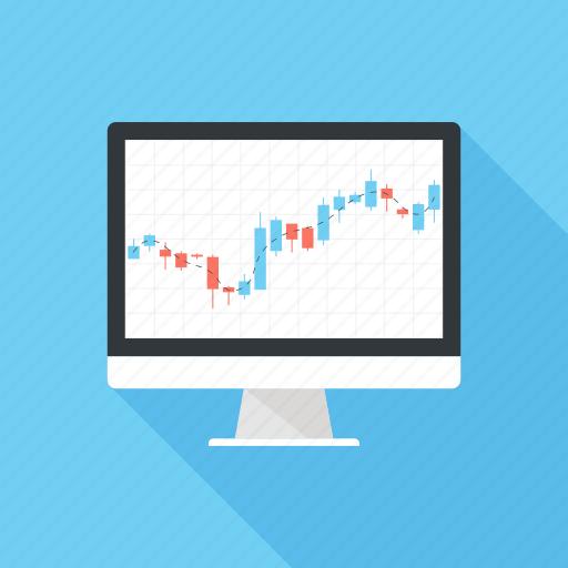 analytics, chart, data, graph, market, statistics, stock icon