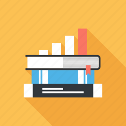 book, business, education, knowledge, learning, read, training icon