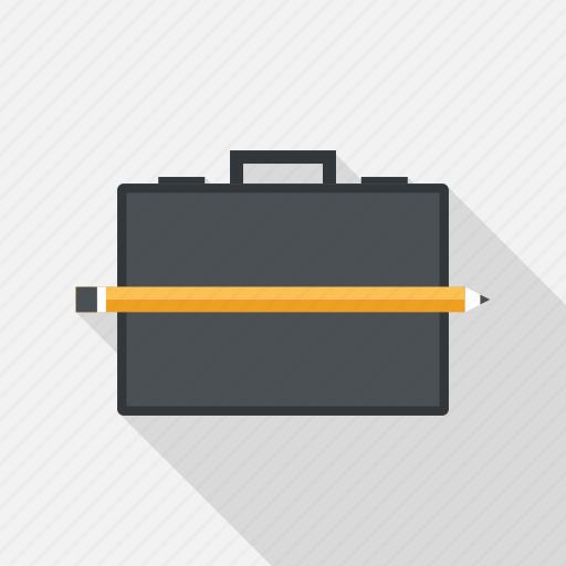 bag, briefcase, business, case, job, portfolio, suitcase icon