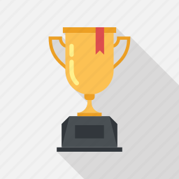 achievement, award, cup, reward, success, trophy, win icon