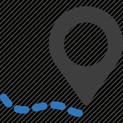 address, destination, gps, location, map, navigation, pin icon