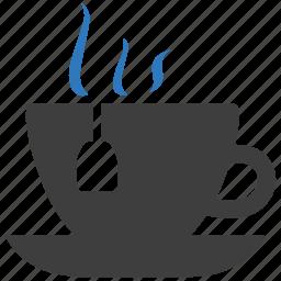 break, coffee break, cup, drink, rest, tea icon