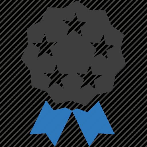 achievement, award, best quality, internet, page quality, prize icon