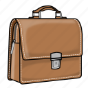 bag, briefcase, portfolio, suitcase icon