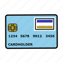 card, credit, payment, transaction icon