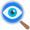 business, insights, intelligence, search, solutions icon