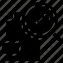 analytics, business, file, intelligence, solution icon