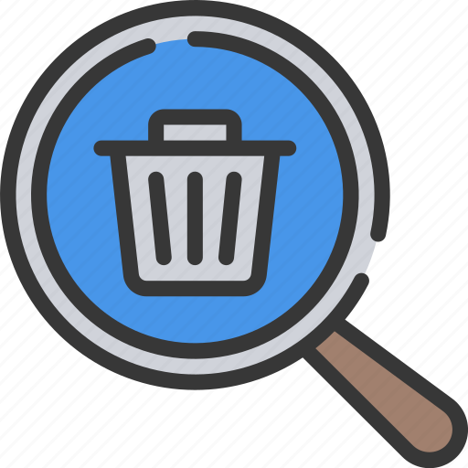 business, identify, intelligence, solutions, waste icon