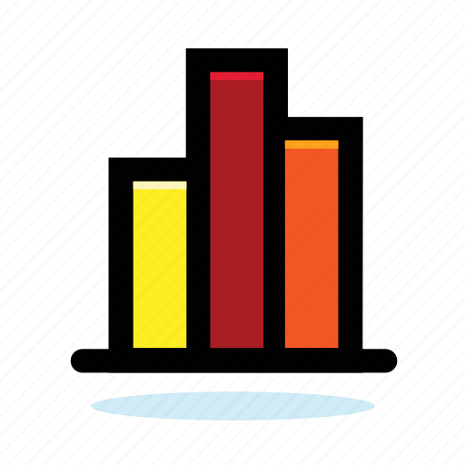 analytics, bar, barchart, business, chart, charts, diagram, finance, financial, graph, graphis, pie, report icon